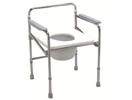 Toilet Chair Folding Commode Chair