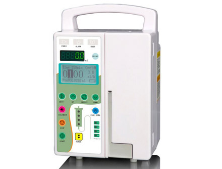 CNME-820D Infusion Pump With Drug Library