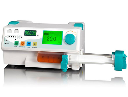 CNME-810D Single Channel Syringe Pump With Drug Library