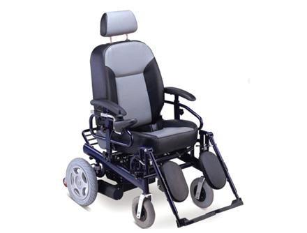 High Back Reclining Electric Wheelchair